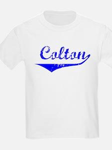 Colton Vintage (Blue) T-Shirt