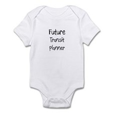 Future Transit Planner Infant Bodysuit