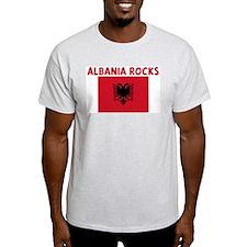 ALBANIA ROCKS T-Shirt