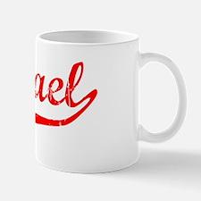 Michael Vintage (Red) Mug