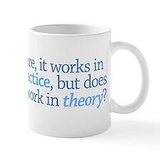 Practice & Theory Coffee Mug