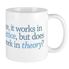 Practice & Theory Small Mug