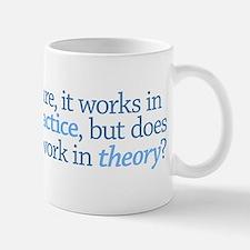 Practice & Theory Small Small Mug