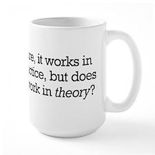 Practice & Theory Mug