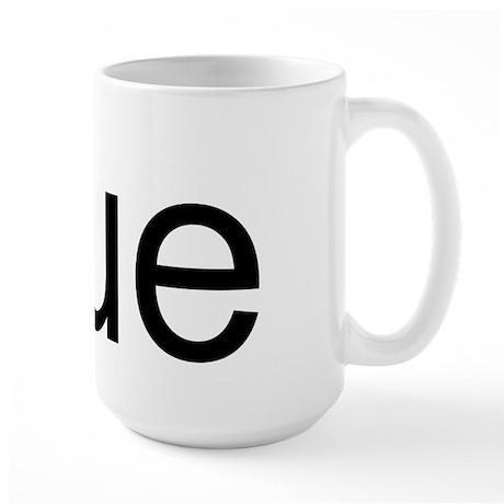 iCue Large Mug