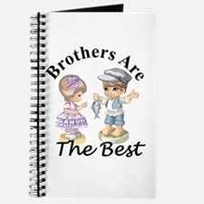 Brothers Are The Best Journal
