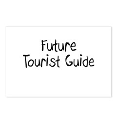 Future Tourist Guide Postcards (Package of 8)