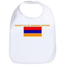 PROPERTY OF MY ARMENIAN BOYFR Bib