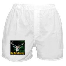 Big Buck Country Boxer Shorts