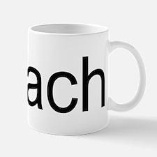 iCoach Mug