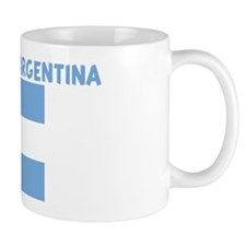 ID RATHER BE IN ARGENTINA Small Mug