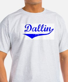 Dallin Vintage (Blue) T-Shirt