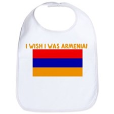 I WISH I WAS ARMENIAN Bib