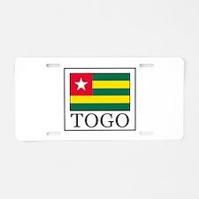 Togo Aluminum License Plate