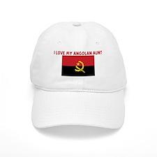 I LOVE MY ANGOLAN AUNT Baseball Cap