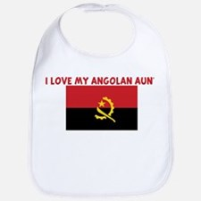 I LOVE MY ANGOLAN AUNT Bib