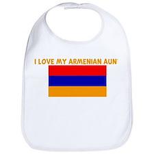 I LOVE MY ARMENIAN AUNT Bib