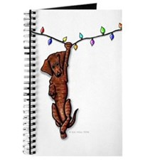 Dangling Doxie IV Journal