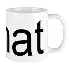 iChat Mug