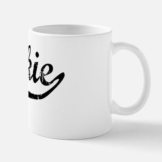 Frankie Vintage (Black) Mug