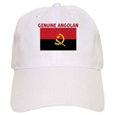 GENUINE ANGOLAN Baseball Cap