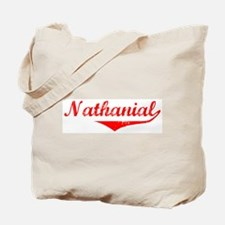 Nathanial Vintage (Red) Tote Bag