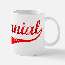 Nathanial Vintage (Red) Mug