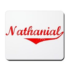 Nathanial Vintage (Red) Mousepad