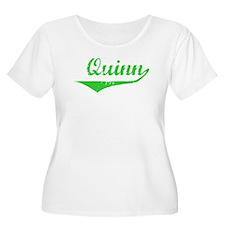 Quinn Vintage (Green) T-Shirt