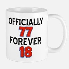 77 Birthday Design Mugs