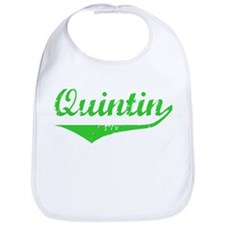 Quintin Vintage (Green) Bib