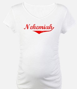 Nehemiah Vintage (Red) Shirt