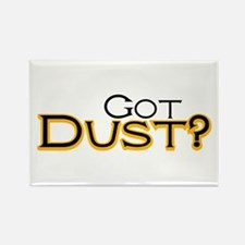 Got Dust? Rectangle Magnet