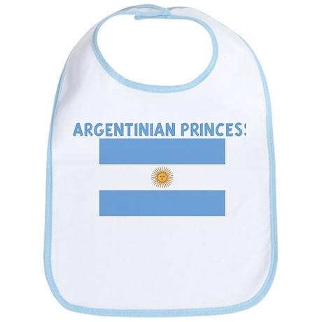 ARGENTINIAN PRINCESS Bib