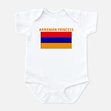 ARMENIAN PRINCESS Infant Bodysuit