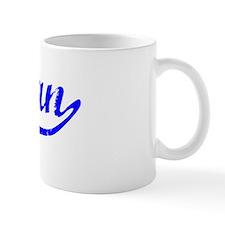 Darian Vintage (Blue) Mug