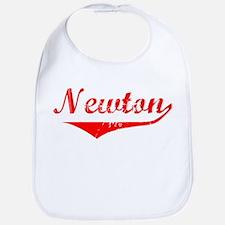 Newton Vintage (Red) Bib