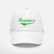 Ramiro Vintage (Green) Baseball Baseball Cap