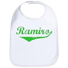 Ramiro Vintage (Green) Bib