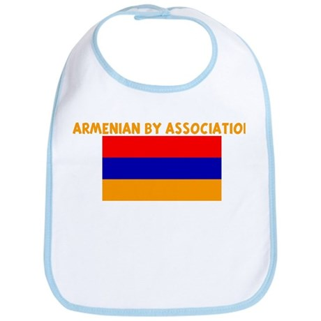 ARMENIAN BY ASSOCIATION Bib