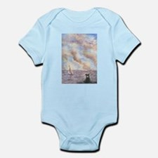 Old seadog Infant Bodysuit