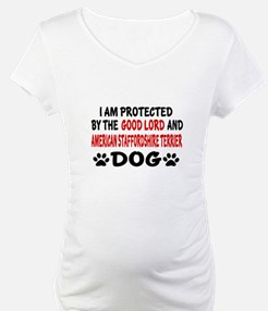 Protected By American Staffordsh Shirt