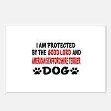 Protected By American Sta Postcards (Package of 8)