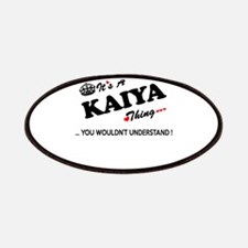 KAIYA thing, you wouldn't understand Patch