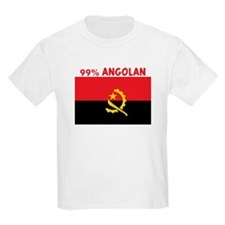 99 PERCENT ANGOLAN T-Shirt