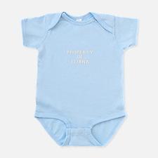 Property of ELIANA Body Suit