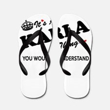KARLA thing, you wouldn't understand Flip Flops