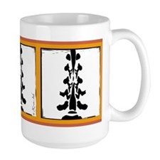 Lumbar Spine Design Mug