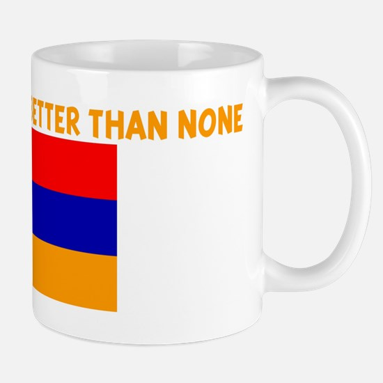 50 PERCENT ARMENIAN IS BETTER Mug