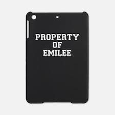 Property of EMILEE iPad Mini Case